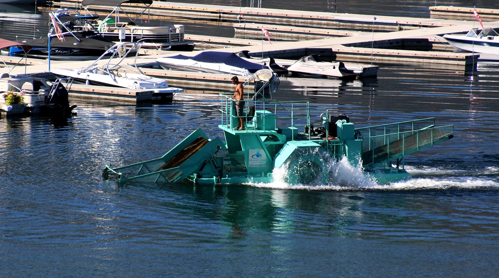 OBWB discusses drought plans and Eurasian milfoil control at meeting
