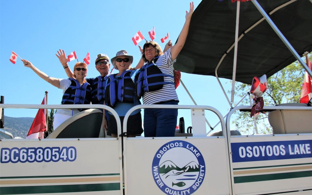 Thank you for your generous support for our upgraded monitoring boat!!!!!!