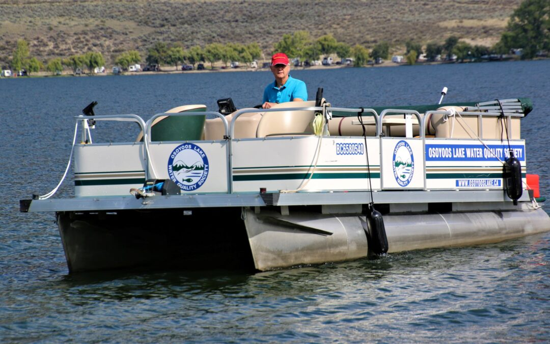 NEW Osoyoos Lake Water Quality Data
