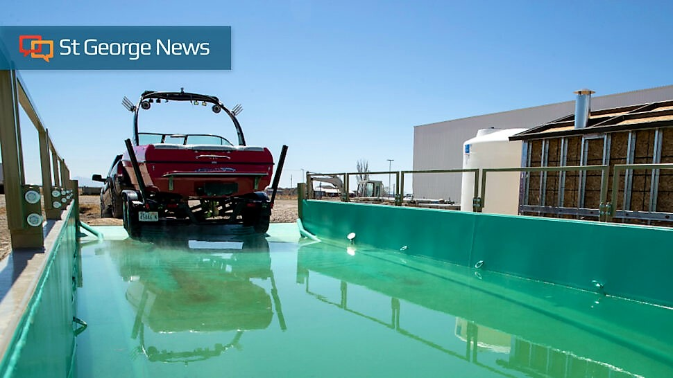 Utah's new decontamination process to fight invasive Quagga mussels