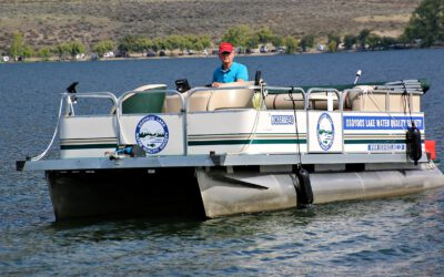 New Protective cover for Pontoon Research Boat